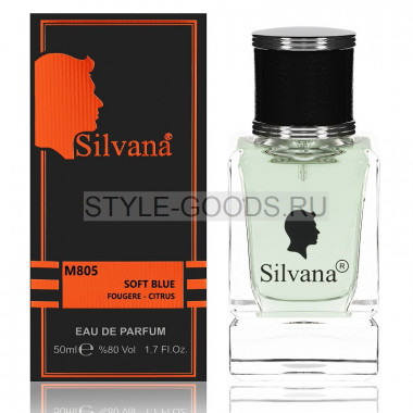 Парфюм Silvana 805 - D&G Light Blue 50ml (м)