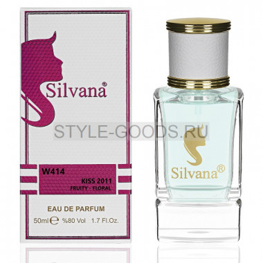 Парфюм Silvana 414 - Escada Island Kiss 50ml (ж)