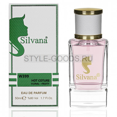 Парфюм Silvana 399 - Givenchy Hot Couture 50ml (ж)