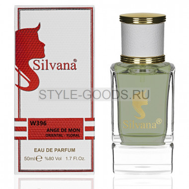Парфюм Silvana 396 - Givenchy Ange ou Demon 50ml (ж)