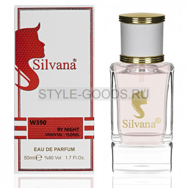 Парфюм Silvana 390 - Christina Aguilera By Night 50ml (ж)