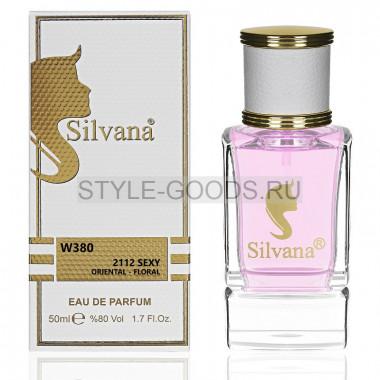 Парфюм Silvana 380 - CH 212 Sexy 50ml (ж)