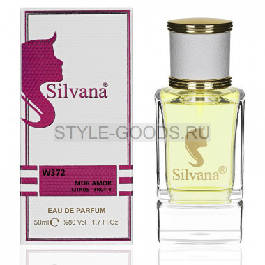 Парфюм Silvana 372 - Cacharel Amor Amor 50ml (ж)