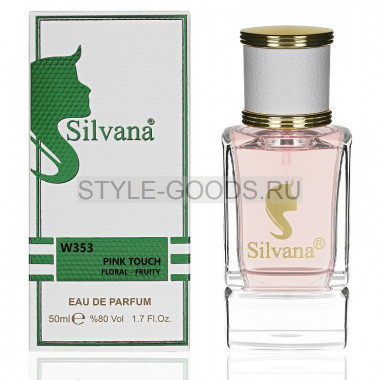 Парфюм Silvana 353 - Lacoste Touch of Pink 50ml (ж)