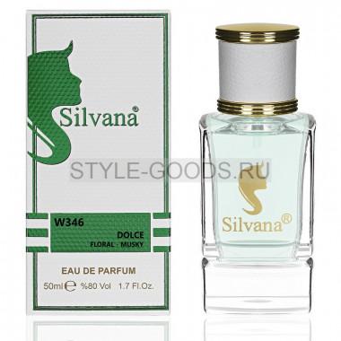 Парфюм Silvana 346 - D&G Dolce 50ml (ж)