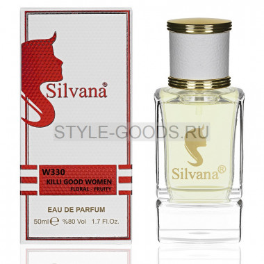 Парфюм Silvana 330 - K. Good Girl Gone Bad 50ml (ж)