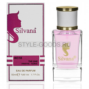 Парфюм Silvana 310 - D&G The One 50ml (ж)