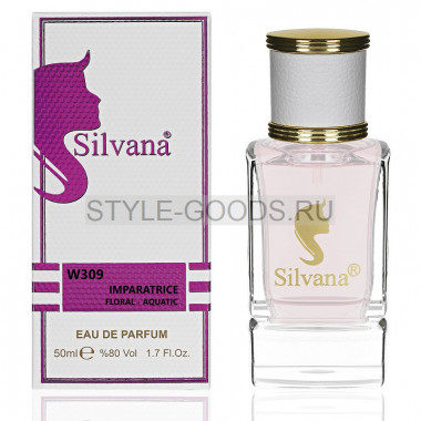 Парфюм Silvana 309 - D&G 3 L`Imperatrice 50ml (ж)