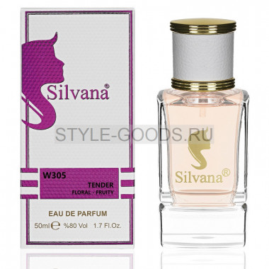 Парфюм Silvana 305 - Chanel Chance eau Tendre 50ml (ж)