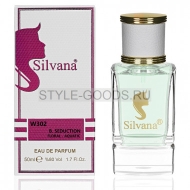 Парфюм Silvana 302 - Blue Seduction Banderas 50ml (ж)