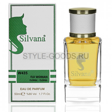 Парфюм Silvana 435 - Guy Laroche FIDJI 50ml (ж)