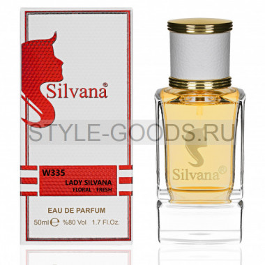 Парфюм Silvana 335 - Lady Million Paco Rabanne 50ml (ж)