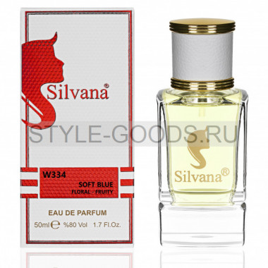 Парфюм Silvana 334 - D&G Light Blue 50ml (ж)