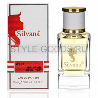 Парфюм Silvana 331 - K. Forbidden Games 50ml (ж)