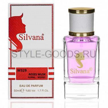 Парфюм Silvana 329 - Montale Roses Musk 50ml (ж)