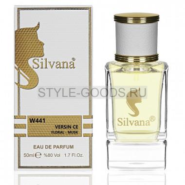 Парфюм Silvana 441 - Versace Versense 50ml (ж)