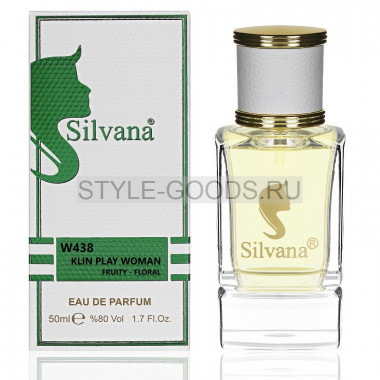Парфюм Silvana 438 - K. Playing with the Devil 50ml (ж)