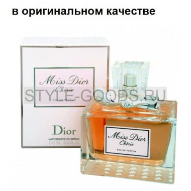 Miss Dior Cherie eau de parfum, 80 ml (ж) с Б/К
