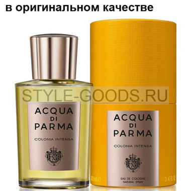 Одеколон Acqua di Parma Colonia Intensa, 100 мл (м) с Б/К