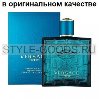 Versace Eros for men, 100 мл (м) с Б/К