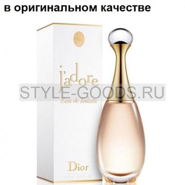 Парфюм Dior J`adore eau de toilette, 100 мл (ж) с Б/К