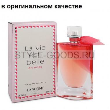 Парфюм Lancome La Vie Est Belle en Rose, 100 мл (ж) с Б/К
