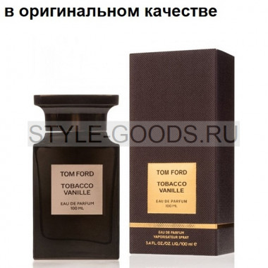 Парфюм Tom Ford Tobacco Vanille, 100 мл с Б/К