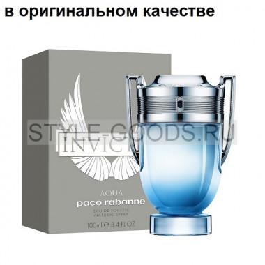 Парфюм Paco Rabanne Invictus Aqua, 100 мл (м) с Б/К