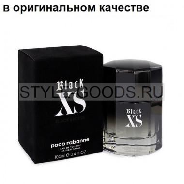 Парфюм Paco Rabanne Black XS, 100 мл (м) с Б/К