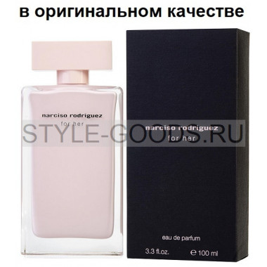 Парфюм Narciso Rodriguez for Her EDP, 100 мл (ж) с Б/К