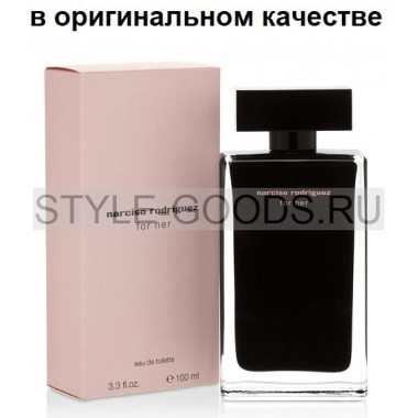 Парфюм Narciso Rodriguez for Her EDT, 100 мл (ж) с Б/К