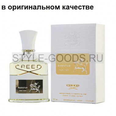 Парфюм Creed Aventus for her, 75 мл (ж) с Б/К