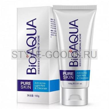 Пенка для умывания BIOAQUA Pure Skin, 100г
