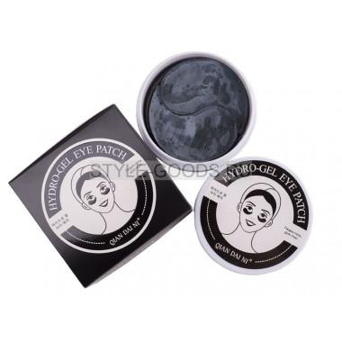 Гидрогелевые патчи для глаз с черным жемчугом Qian Dai Ni Pearl