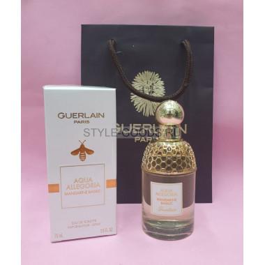 Парфюм Guerlain Aqua Allegoria Mandarine Basilic,75 ml (ж) с Б/К