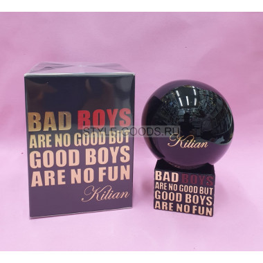 Парфюм Bad Boys are no good but good boys are no fun,75 ml (ж/м)