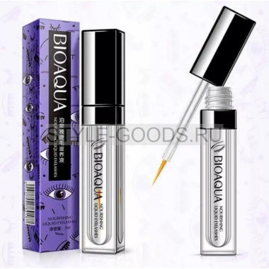 Сыворотка Bioaqua Nourishing Liquid Eyelashes, 7 ml