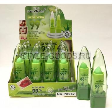 Проявляющаяся помада для губ Aloe Vera 99%