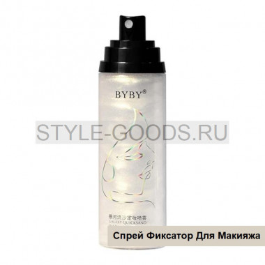 Спрей фиксатор макияжа для лица Byby Galaxy Quicksand