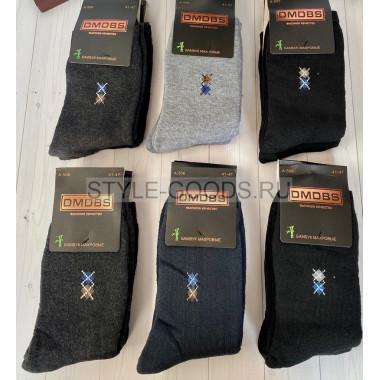 Носки мужские махровые DMDBS (упаковка 12 пар)