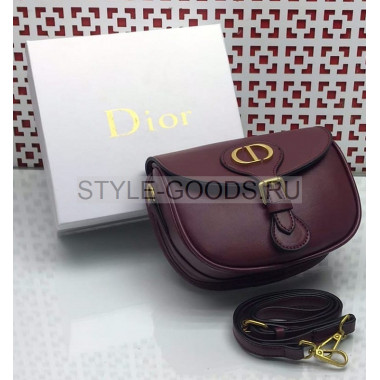 Женская сумка с ремешком из экокожи