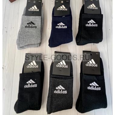 Термо-носки махровые (упаковка 12 пар)