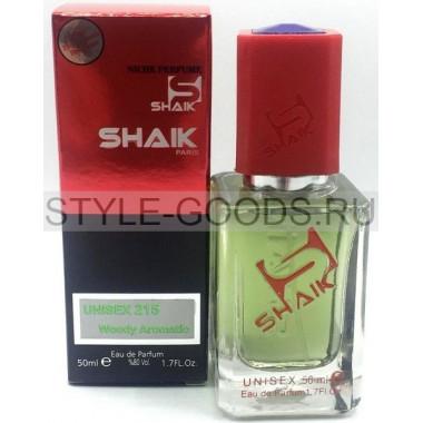 Духи Shaik 215 - Byredo Oliver Peoples, 50 ml (унисекс)