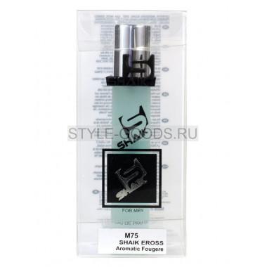 Духи Shaik 75 - Versace Eros Pour Homme, 20 ml (м)