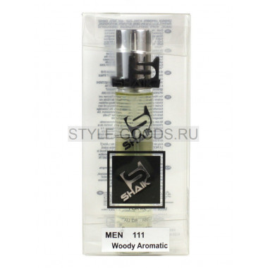 Духи Shaik 111 - Lacoste L.12.12 Blanc, 20 ml (м)