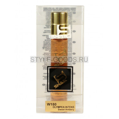 Духи Shaik 180 - Paco Rabanne Olympea Intense, 20 ml (ж)