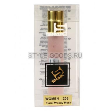 Духи Shaik 208 - Montale Roses Musk, 20 ml (ж)