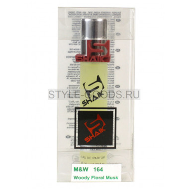 Духи Shaik 164 - Escentric 01, 20 ml (unisex)