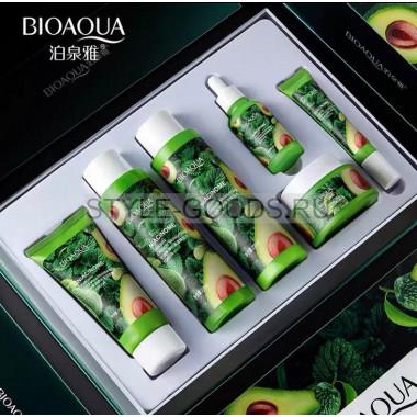 Подарочный набор косметики Bioaqua с авокадо