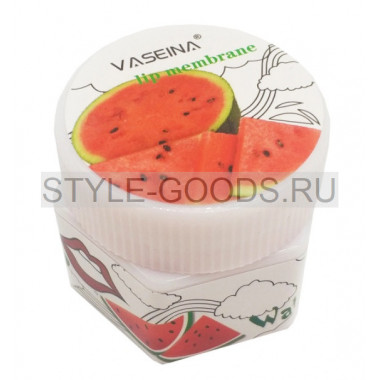 Маска-бальзам для губ Vaseina (арбуз)
